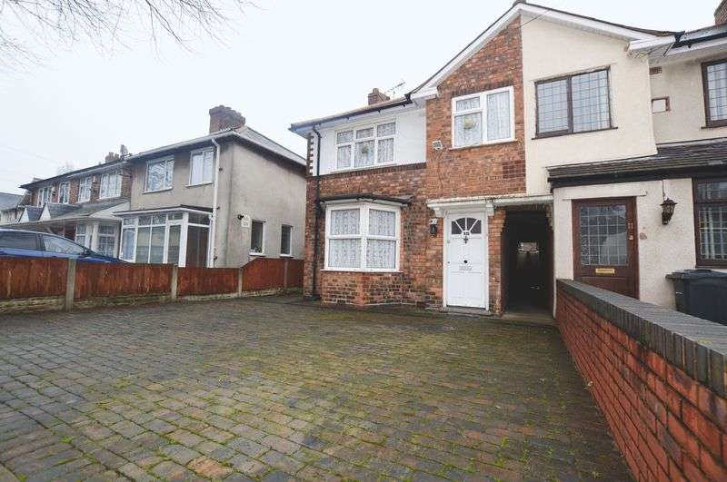 3 Bedrooms Terraced House for sale in Crowther Road, Birmingham