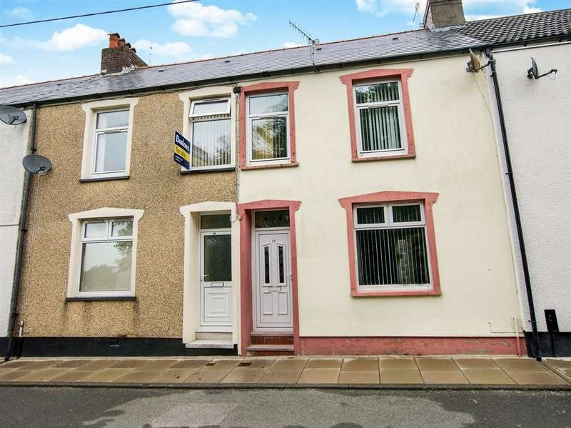 3 Bedrooms Terraced House for sale in Muriel Terrace, Dowlais, Merthyr Tydfil