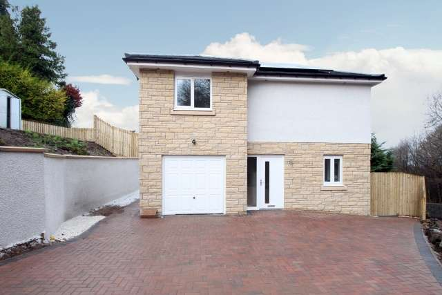 4 Bedrooms House for sale in Salmon Inn Road, Polmont, Falkirk, FK2 9UQ