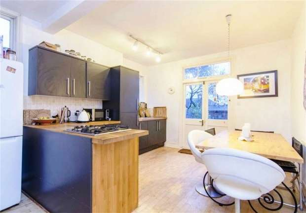 2 Bedrooms Flat for sale in Holland Road, Kensal Green, London