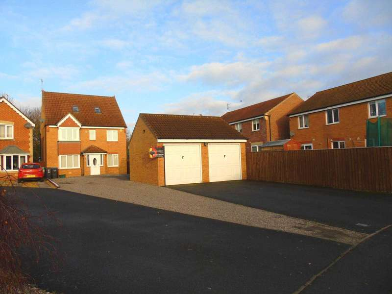 5 Bedrooms Detached House for sale in Armstrong Drive, Crook