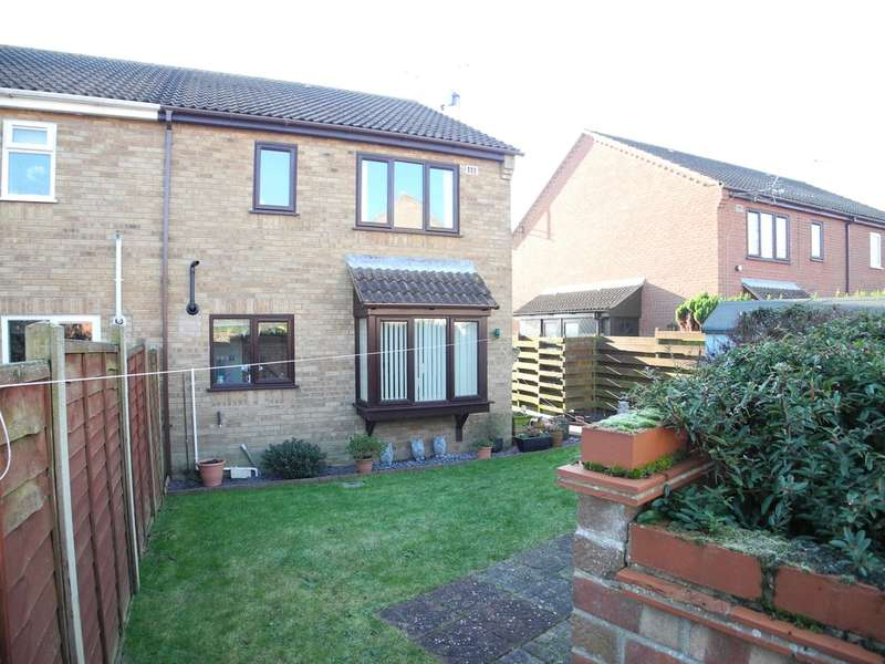 1 Bedroom Semi Detached House for sale in Staplehurst Close, Carlton Colville
