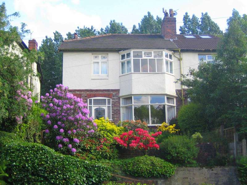 4 Bedrooms Semi Detached House for sale in Hilton Lane, Prestwich