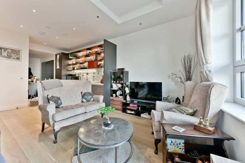 1 Bedroom Apartment Flat for sale in Kent Building, Hope Street, Leamouth Peninsula, E14