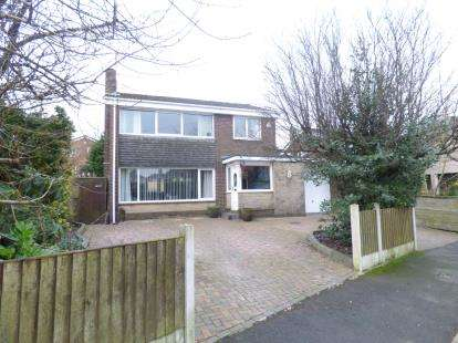 3 Bedrooms Detached House for sale in Wilkie Avenue, Burnley, Lancashire
