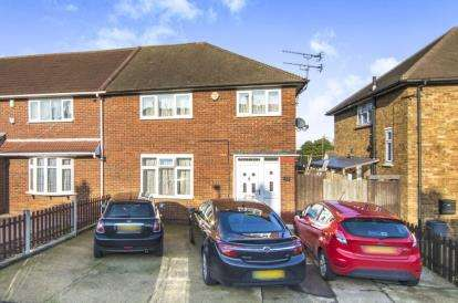 3 Bedrooms Semi Detached House for sale in Aveley, South Ockendon, Essex