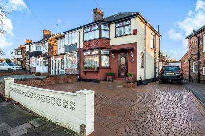 3 Bedrooms Semi Detached House for sale in Bromford Road, Hodge Hill, Birmingham, West Midlands