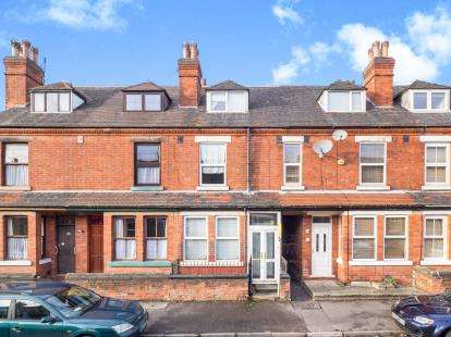 3 Bedrooms Terraced House for sale in Mandalay Street, Nottingham, Nottinghamshire