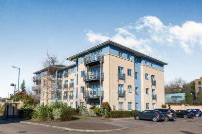 2 Bedrooms Flat for sale in Marine House, The Quays, Castle Quay Close, Nottingham