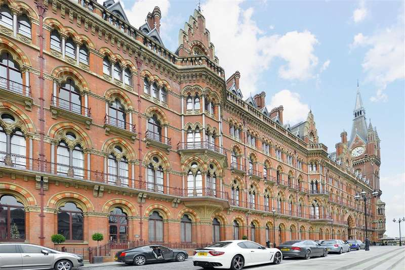 2 Bedrooms Flat for sale in St Pancras Chambers, London