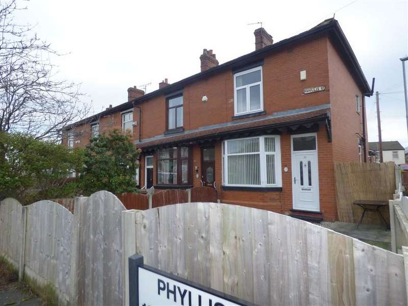 2 Bedrooms Property for sale in Phyllis Street, Middleton, Manchester, M24