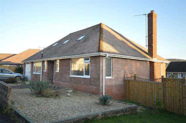 4 Bedrooms Detached Bungalow for sale in Manstone Close, Sidmouth, Devon