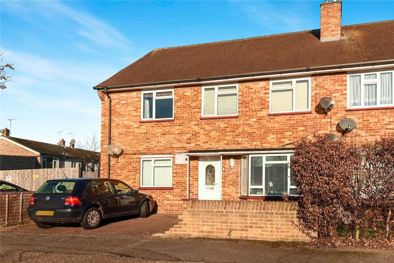 2 Bedrooms Apartment Flat for sale in Station Road, Uxbridge, Middlesex, UB8