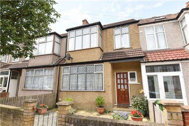 3 Bedrooms Terraced House for sale in Beckway Road, LONDON, SW16