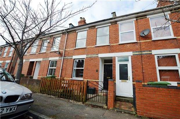 2 Bedrooms Terraced House for sale in Cleeve View Road, CHELTENHAM, Gloucestershire, GL52 5NH