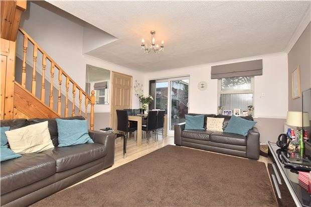 3 Bedrooms Semi Detached House for sale in Bickford Close, Barrs Court, BRISTOL, BS30 8SG