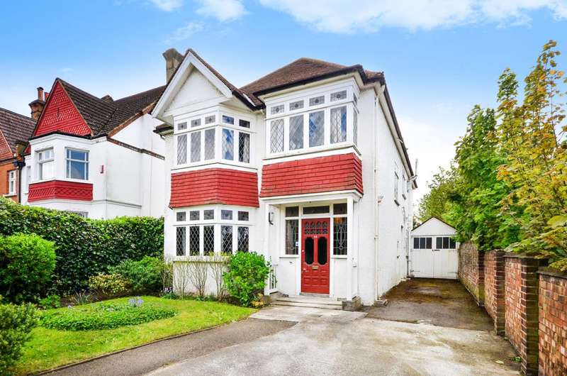 4 Bedrooms Detached House for sale in Whitmore Road, Beckenham, BR3