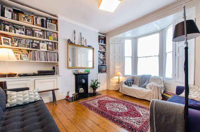 2 Bedrooms Maisonette Flat for sale in Grove Road, Bow, E3