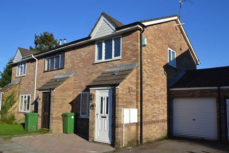 2 Bedrooms End Of Terrace House for sale in Silver Birch Close, Cardiff