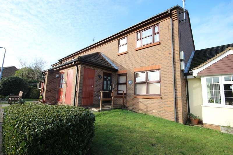 1 Bedroom Ground Flat for sale in Preston Close, Ampthill, Bedford, MK45