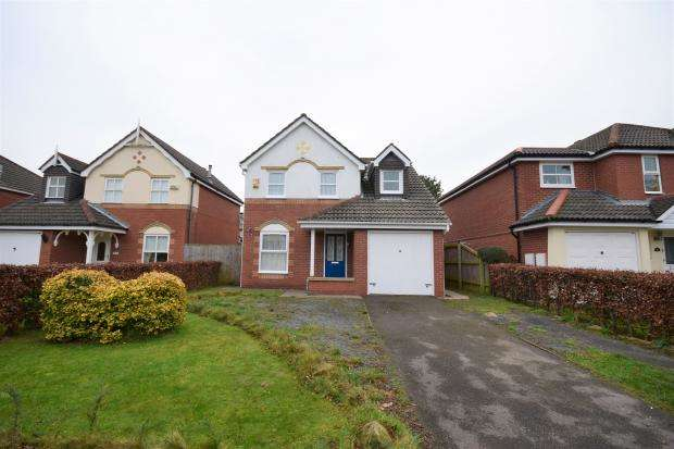 3 Bedrooms Detached House for sale in Newby Farm Crescent, Newby, Scarborough YO12 6UW