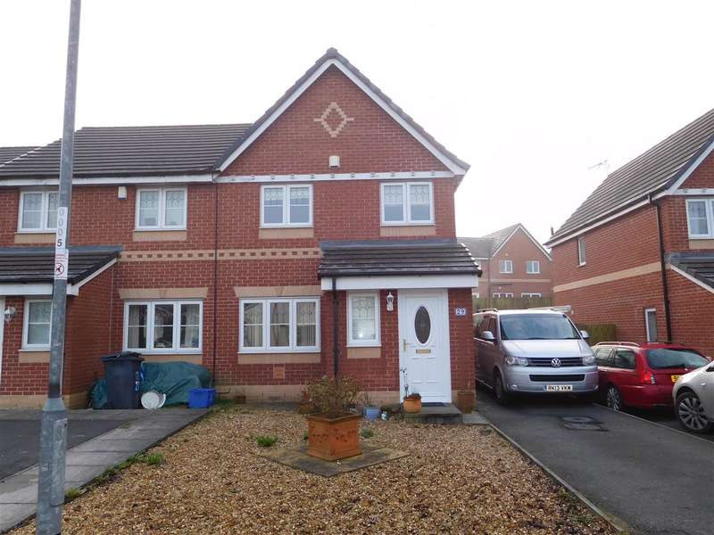 3 Bedrooms End Of Terrace House for sale in Monument Way, ULVERSTON