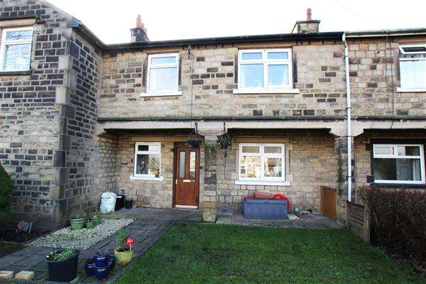 3 Bedrooms Terraced House for sale in Moor End Road, Halifax