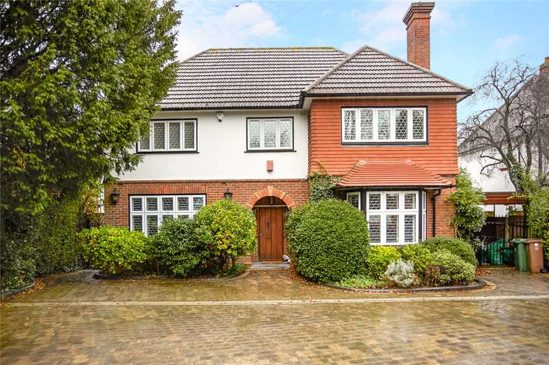 5 Bedrooms Detached House for sale in The Crescent, Cheam, Sutton, SM2