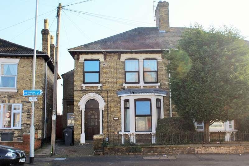 4 Bedrooms Block Of Apartments Flat for sale in Eastfield Road, Peterborough, PE1 4AU