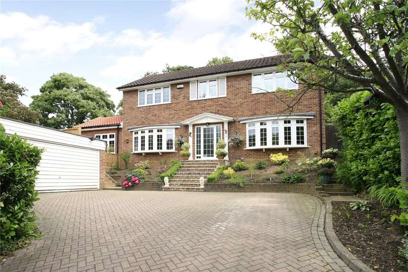 7 Bedrooms Detached House for sale in Deepdene Drive, Dorking, Surrey, RH5