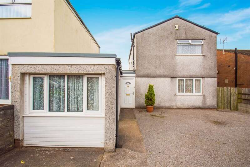 3 Bedrooms Detached House for sale in Stanley Drive, Churchill Park, Caerphilly
