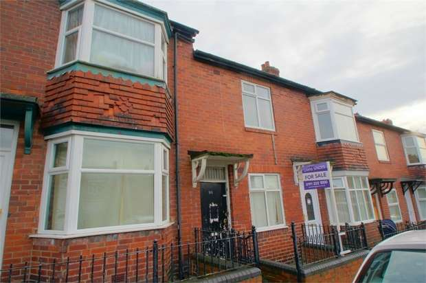 2 Bedrooms Flat for sale in Canning Street, Newcastle Upon Tyne, Tyne and Wear, UK