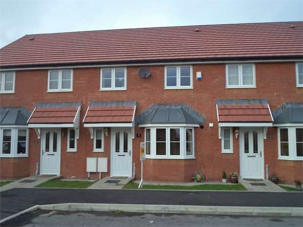 3 Bedrooms Terraced House for sale in Larch Lane, TREDEGAR, Blaenau Gwent