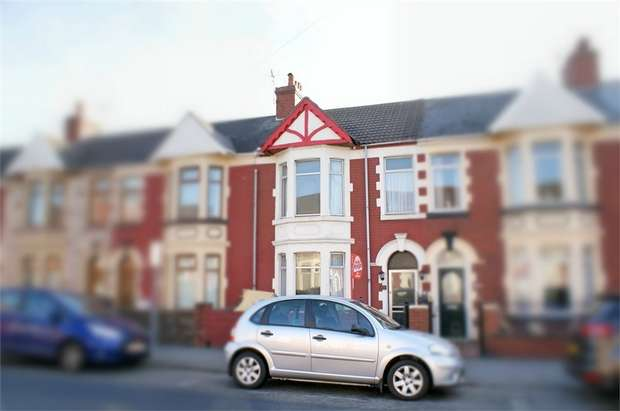 3 Bedrooms Terraced House for sale in Victoria Road, Aberavon, Port Talbot, West Glamorgan