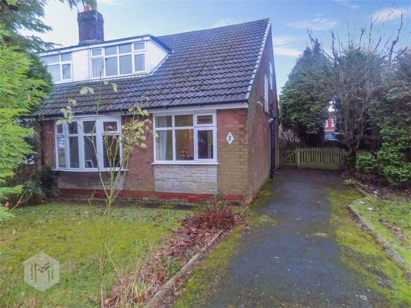 4 Bedrooms Semi Detached House for sale in Dalkeith Road, Hindley Green, Wigan, Lancashire