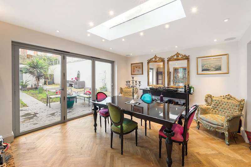 5 Bedrooms Terraced House for sale in Battersea Park Road, London, SW11