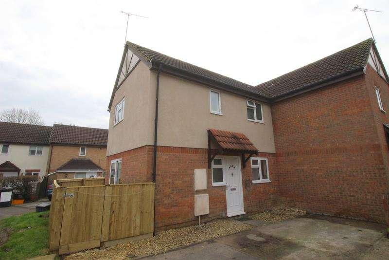 2 Bedrooms Property for sale in Lisle Close, Grange Park, Swindon