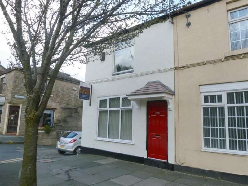 2 Bedrooms Property for sale in Manchester Road, Mossley, Ashton-under-lyne, Lancashire, OL5