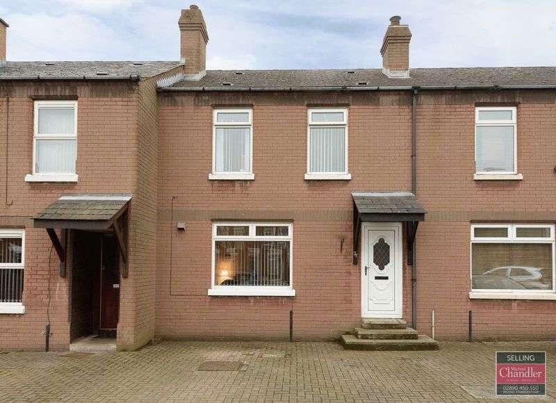 3 Bedrooms Terraced House for sale in 27 Channing Street, Belfast, BT5 5GP