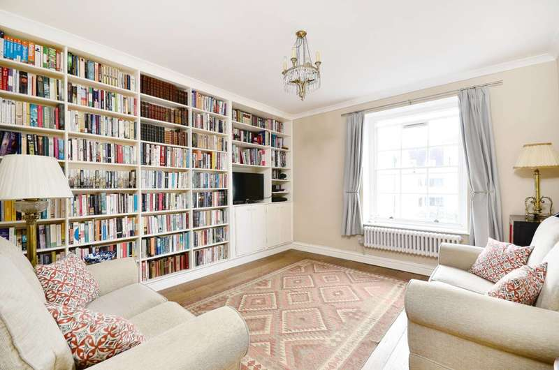 1 Bedroom Flat for sale in Chalton Street, Euston, NW1