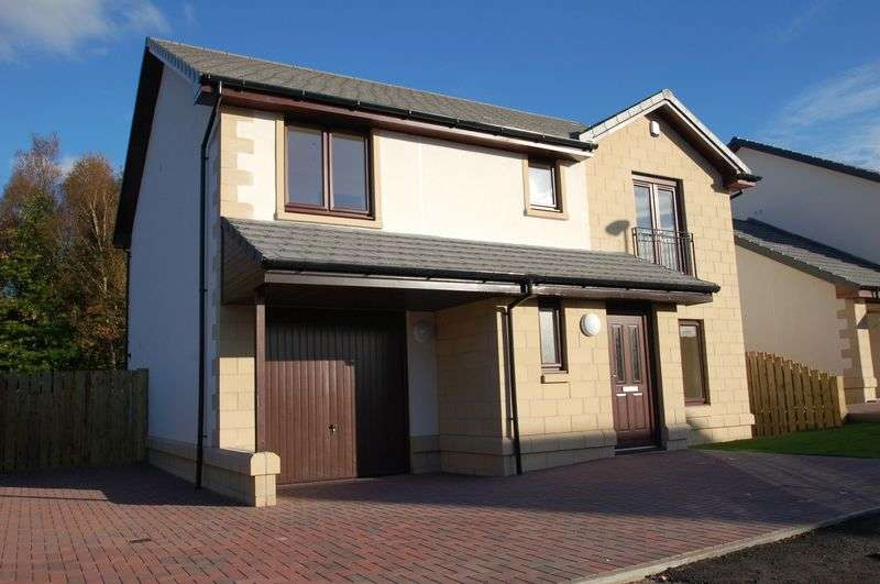 5 Bedrooms Detached House for sale in Silverholm Drive, Cleghorn