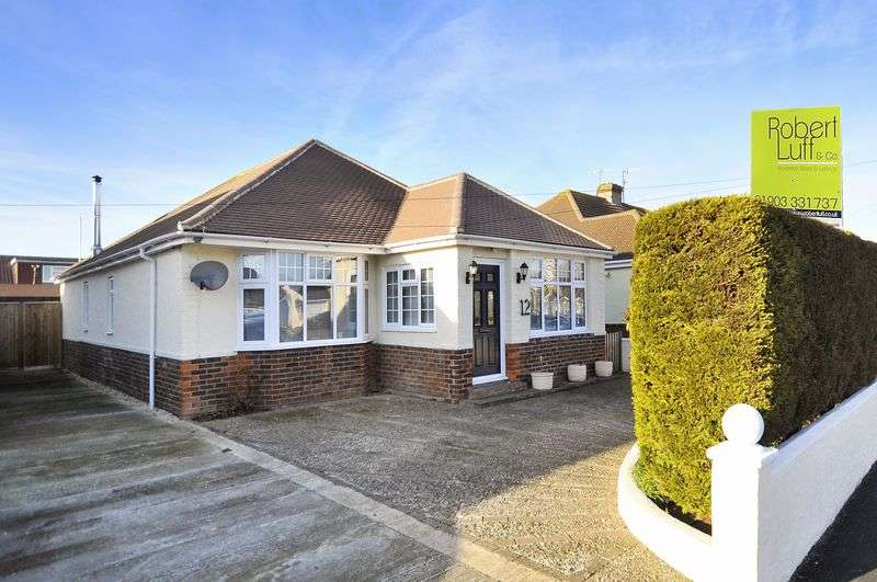 4 Bedrooms Bungalow for sale in Seaside Road, Lancing
