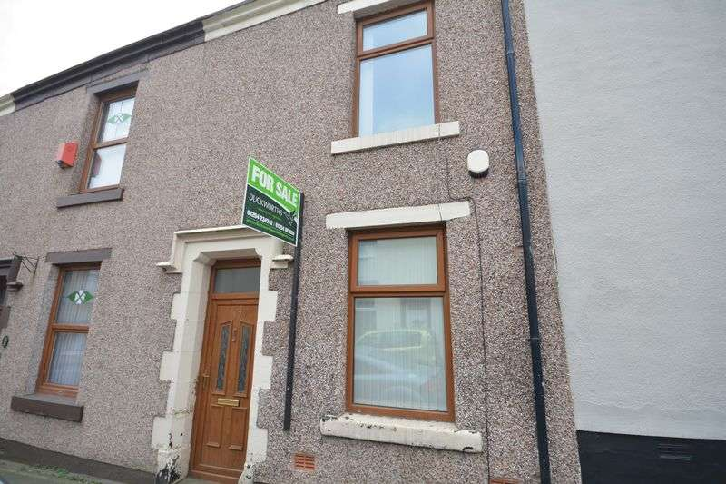 2 Bedrooms Terraced House for sale in Company Street, Blackburn