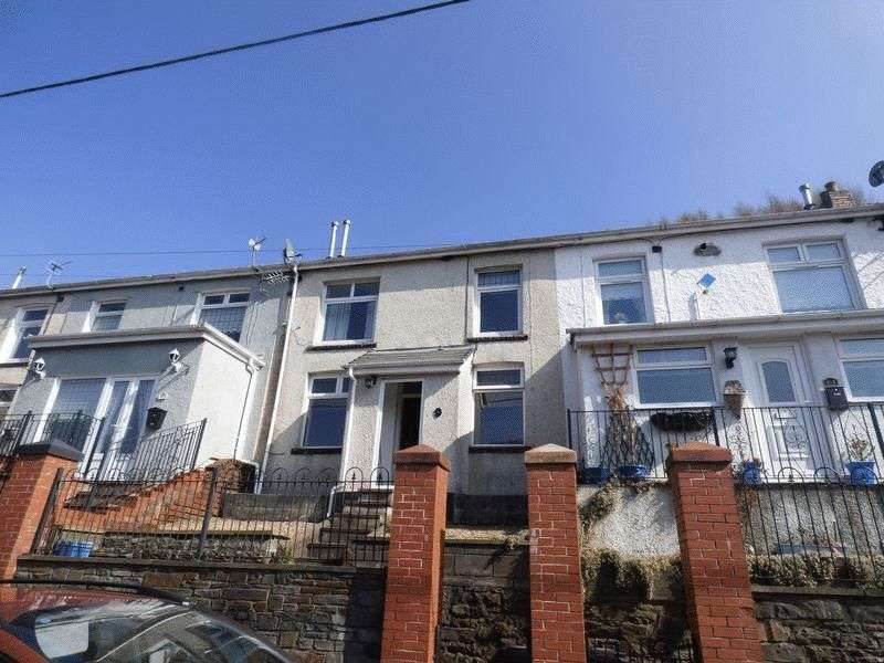 2 Bedrooms Terraced House for sale in Mount Pleasant, Merthyr Tydfil