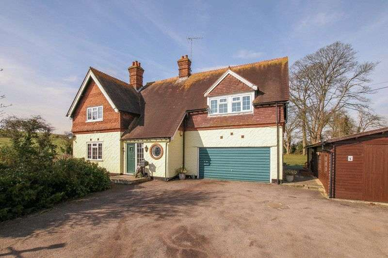 5 Bedrooms Detached House for sale in Cheddington