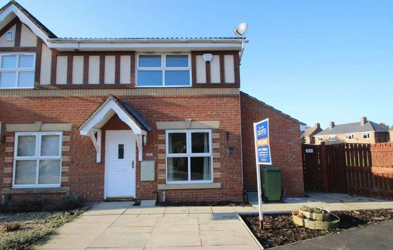 3 Bedrooms Semi Detached House for sale in BELGRAVE ROAD, GRIMSBY