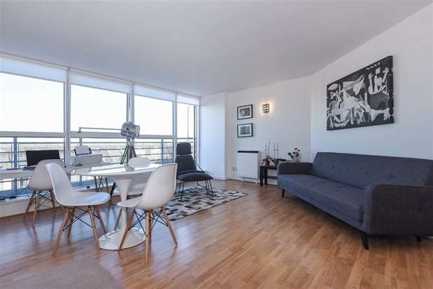 1 Bedroom Flat for sale in Baltic Quay, 1 Sweden Gate, London