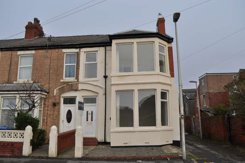 5 Bedrooms End Of Terrace House for sale in Westbourne Avenue, South Shore, Blackpool, FY1 6JA
