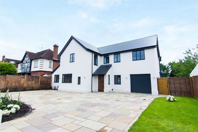 6 Bedrooms Detached House for sale in Thetford Road, New Malden, Surrey
