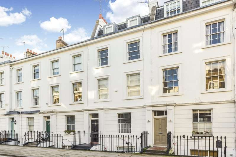 2 Bedrooms Flat for sale in Westmoreland Terrace, London, SW1V